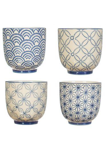 Cana - Sashiko Pattern Japandi