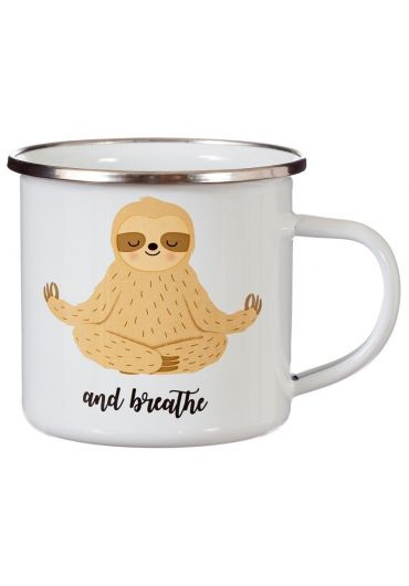 Cana din email - Yoga Sloth