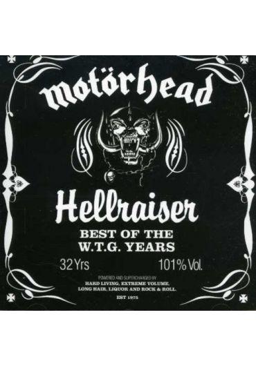 Motorhead - Hellraiser - Best of the W.T.G. Years CD