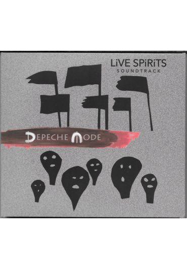 Depeche Mode - Live Spirits CD