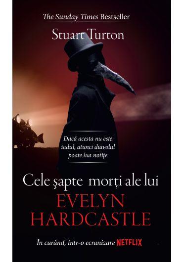 Cele sapte morti ale lui Evelyn Hardcastle (editie de buzunar)