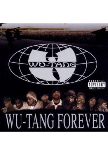 Wu-Tang Clan - Wu-Tang Forever CD