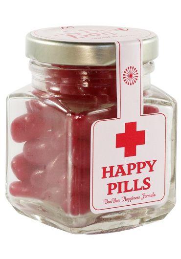 Borcan Bonbon - Happy Pills Visine