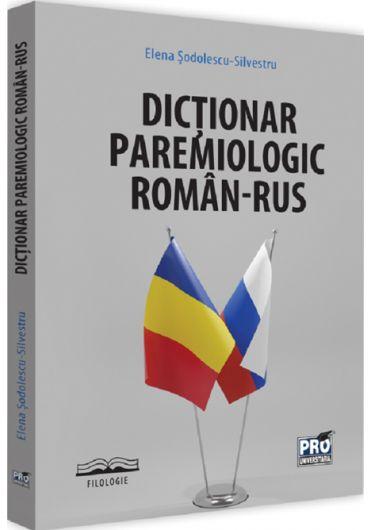 Dictionar paremiologic roman-rus