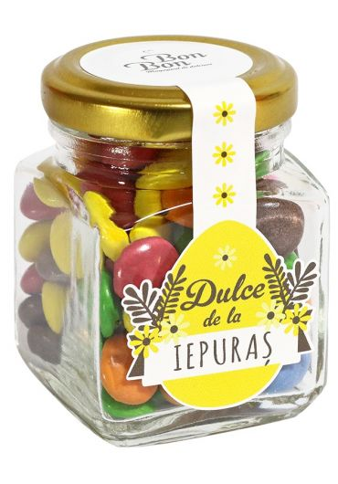 Borcan Bonbon - Dulce de la Iepuras