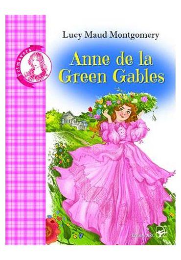 Colectia Primavera. Anne de la Green Gables