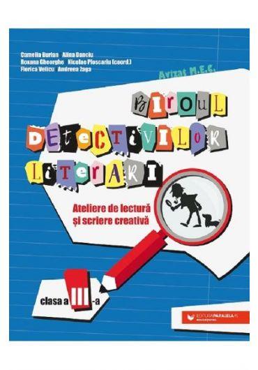 Biroul detectivilor literari clasa a III-a