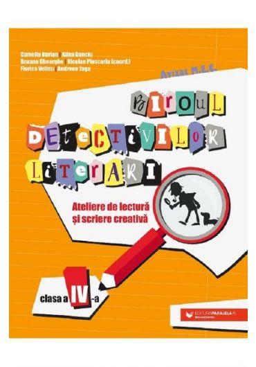 Biroul detectivilor literari clasa a IV-a