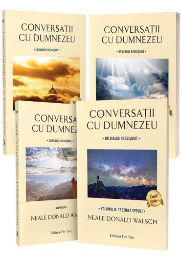 Conversatii cu Dumnezeu, vol. 1+2+3+4