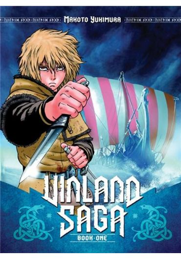 Vinland Saga, vol. 1