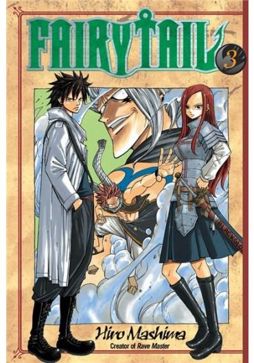 Fairy Tail, vol. 3