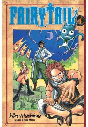 Fairy Tail, vol. 4
