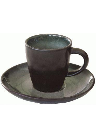 Ceasca espresso cu farfurioara - Kosmos Gey