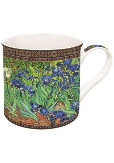 Cana portelan - Irises