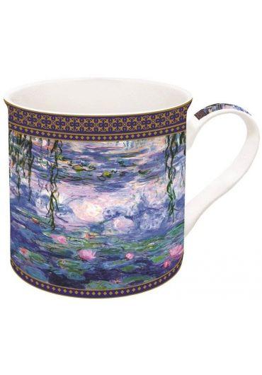 Cana portelan - Water Lilies Monet