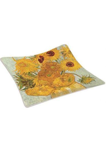 Bol sticla - Twelve Sunflowers