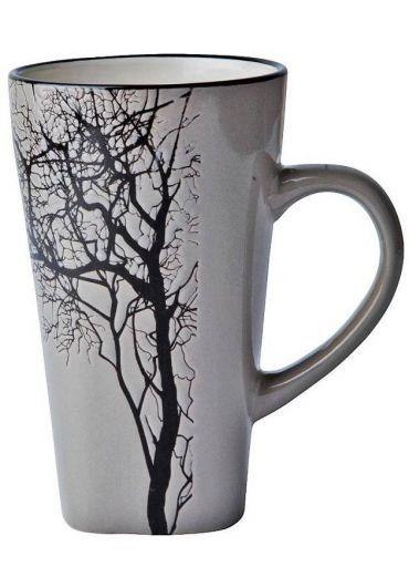Cana ceramica - KJ Tree Grey