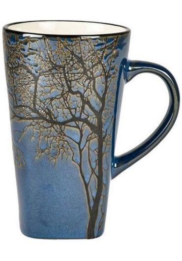 Cana ceramica - KJ Tree Blue