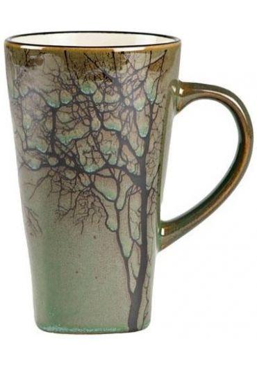 Cana ceramica - KJ Tree Green
