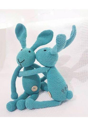 Iepuras crosetat - Paul The Bunny