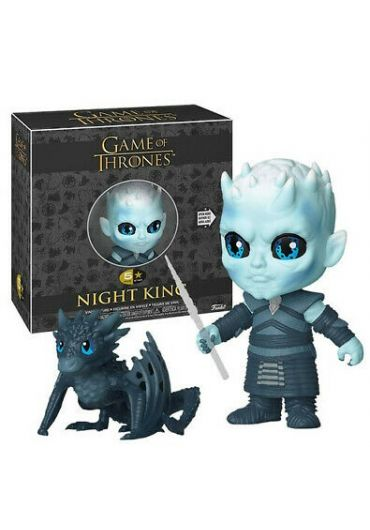 Figurina Funko 5 Star! Game of Thrones - Night King