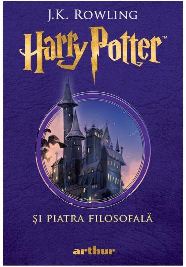 Harry Potter Si Piatra Filosofala - Vol. 1