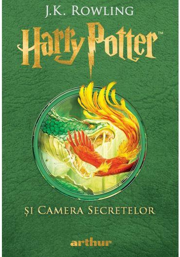 Harry Potter si Camera Secretelor - Vol. 2