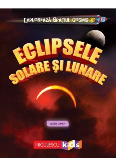 Exploreaza spatiul cosmic - Eclipsele. Solare si Lunare