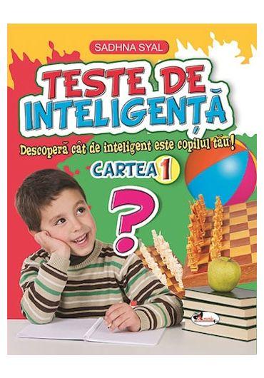 Teste de inteligenta. Cartea 1