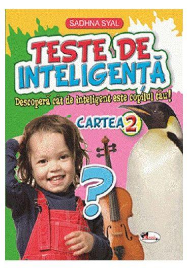 Teste de inteligenta. Cartea 2