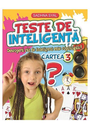 Teste de inteligenta. Cartea 3