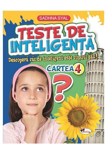 Teste de inteligenta. Cartea 4