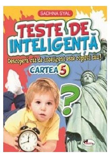 Teste de inteligenta. Cartea 5