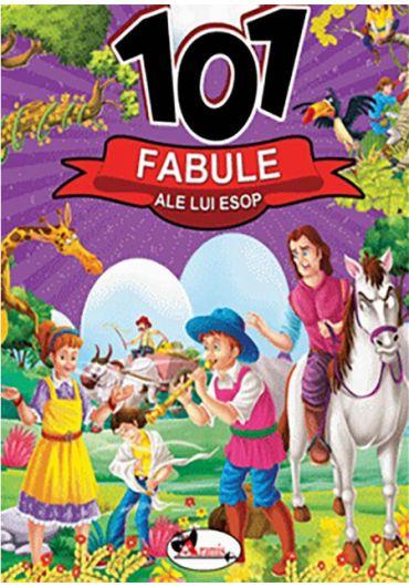101 Fabule ale lui Esop