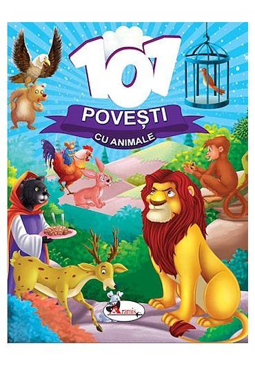 101 Povesti cu animale