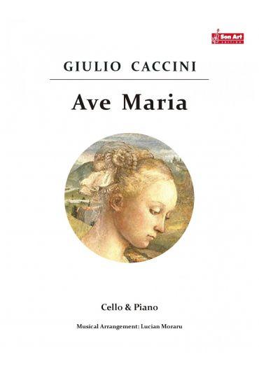 Ave Maria. Cello & Piano. Partituri