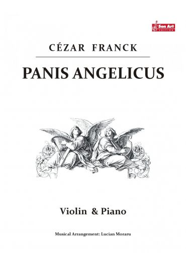 Panis Angelicus. Violin & Piano. Partituri
