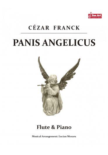 Panis Angelicus. Flute & Piano. Partituri