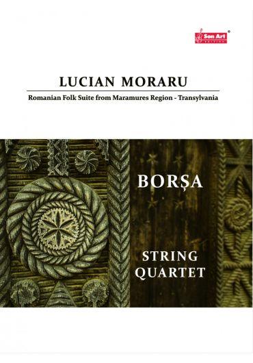 Borsa. String quartet. Partituri