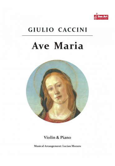 Ave Maria. Violin & Piano. Partituri