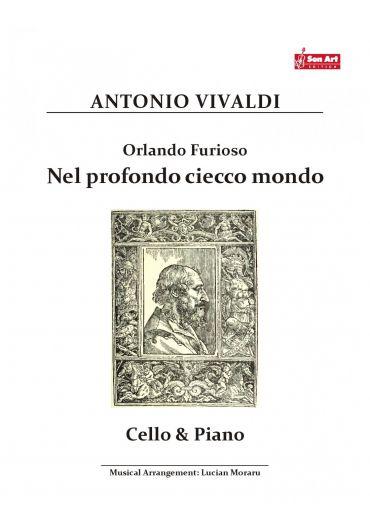 Nel profondo ciecco mondo. Cello & Piano. Partituri