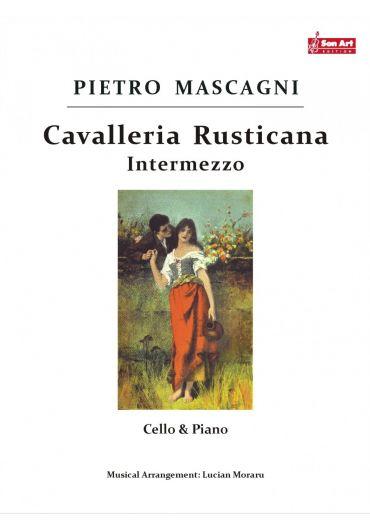 Intermezzo. Cello & Piano. Partituri