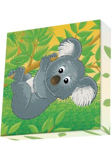 Tablou diamond box - Ursuletul Koala