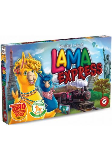 Joc de societate - Lama Express