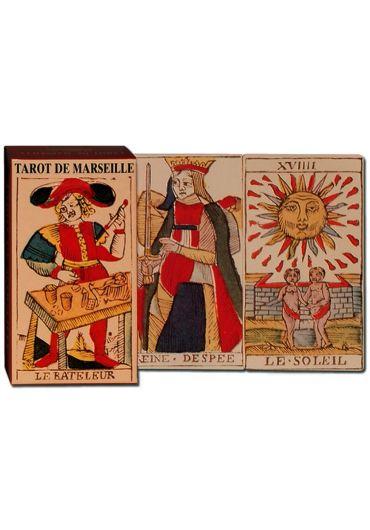 Carti de Tarot Marseille