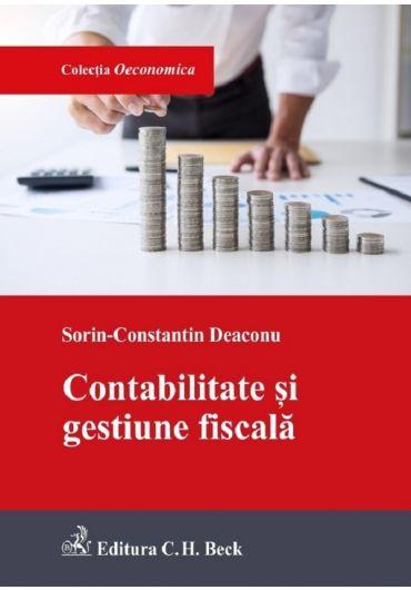 Contabilitate si gestiune fiscala