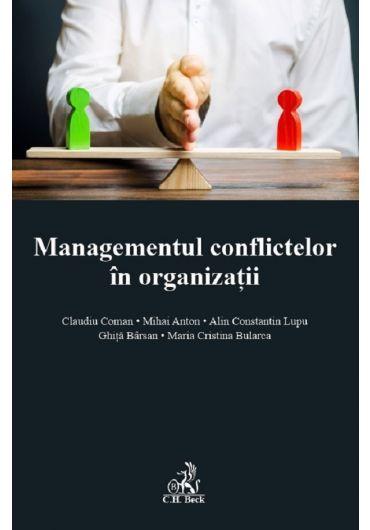 Managementul conflictelor in organizatii
