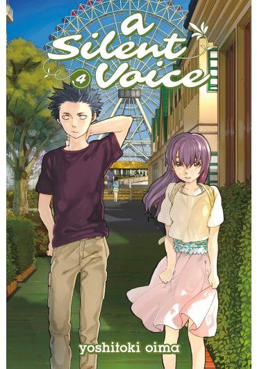 A Silent Voice, vol. 4
