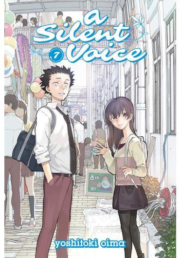 A Silent Voice, vol. 7