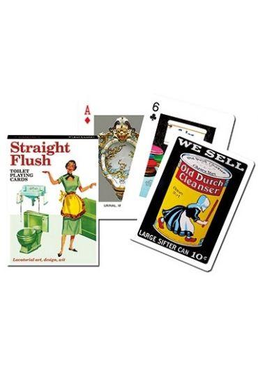 Carti de joc Straight Flush